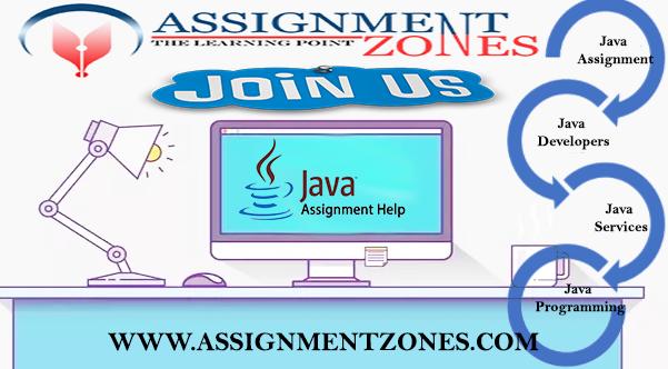 Java programming assignment | Assignment Zones