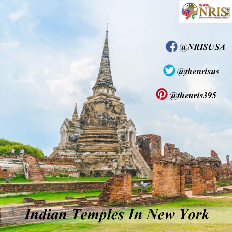 Indian Temples In New York