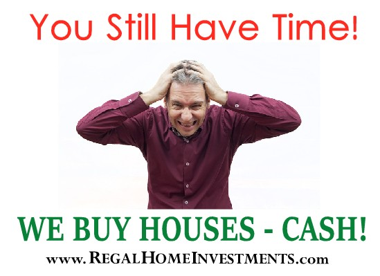 Don't Give Your House Back to the Bank...We'll Buy It for CASH!