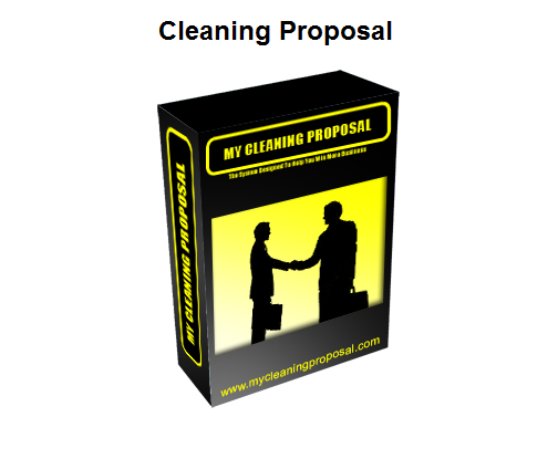 Commercial Cleaning Janitorial Proposal
