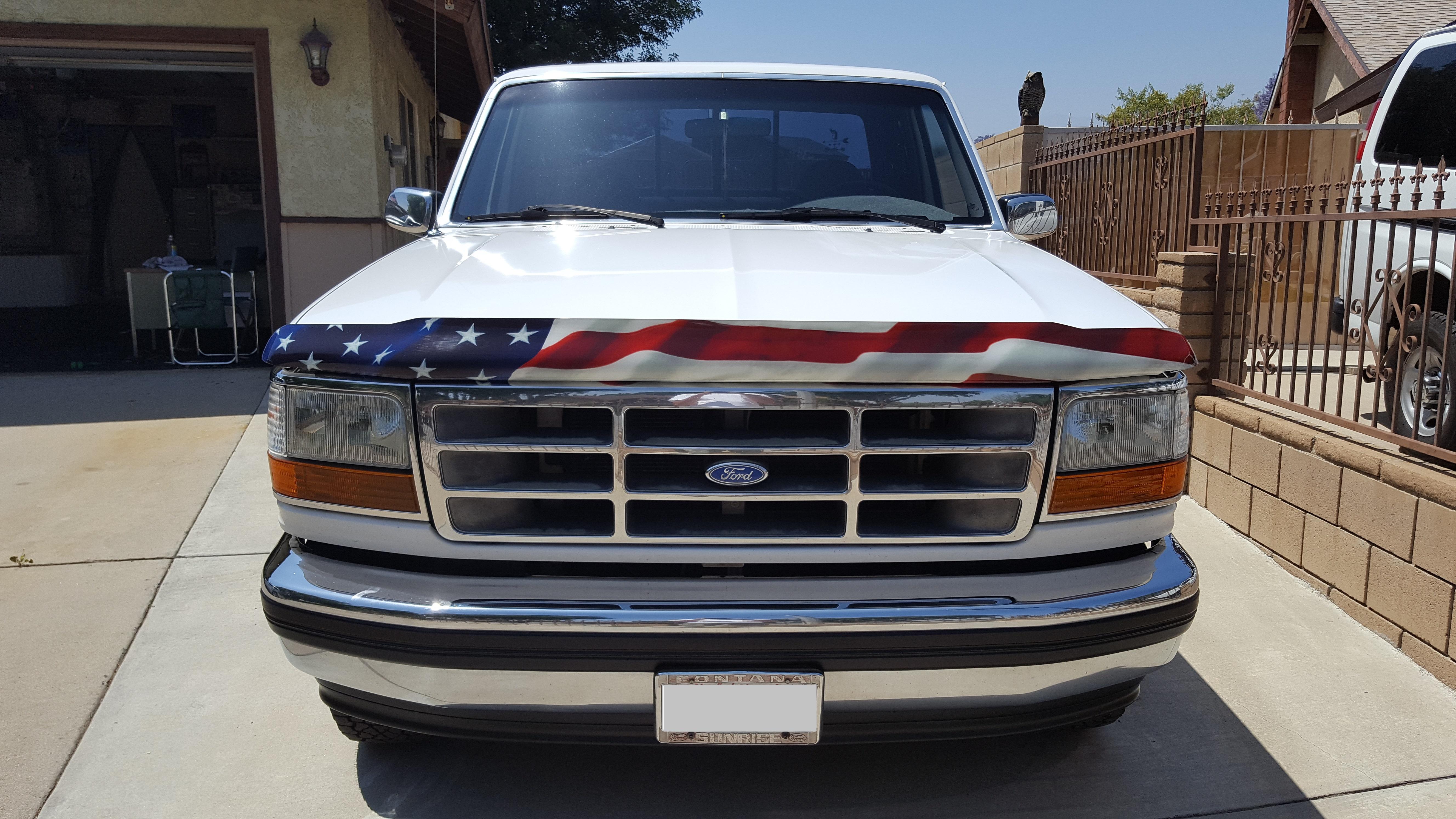 1995 F250 XLT