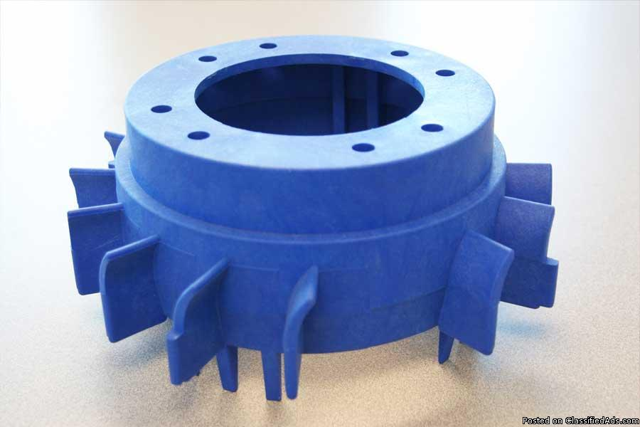 Structural Foam Molding China Lowers Manufacturing Cost