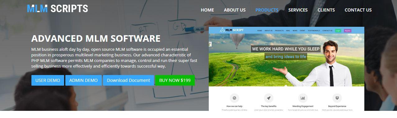 MLM Software Demo - MLM Software Development Company