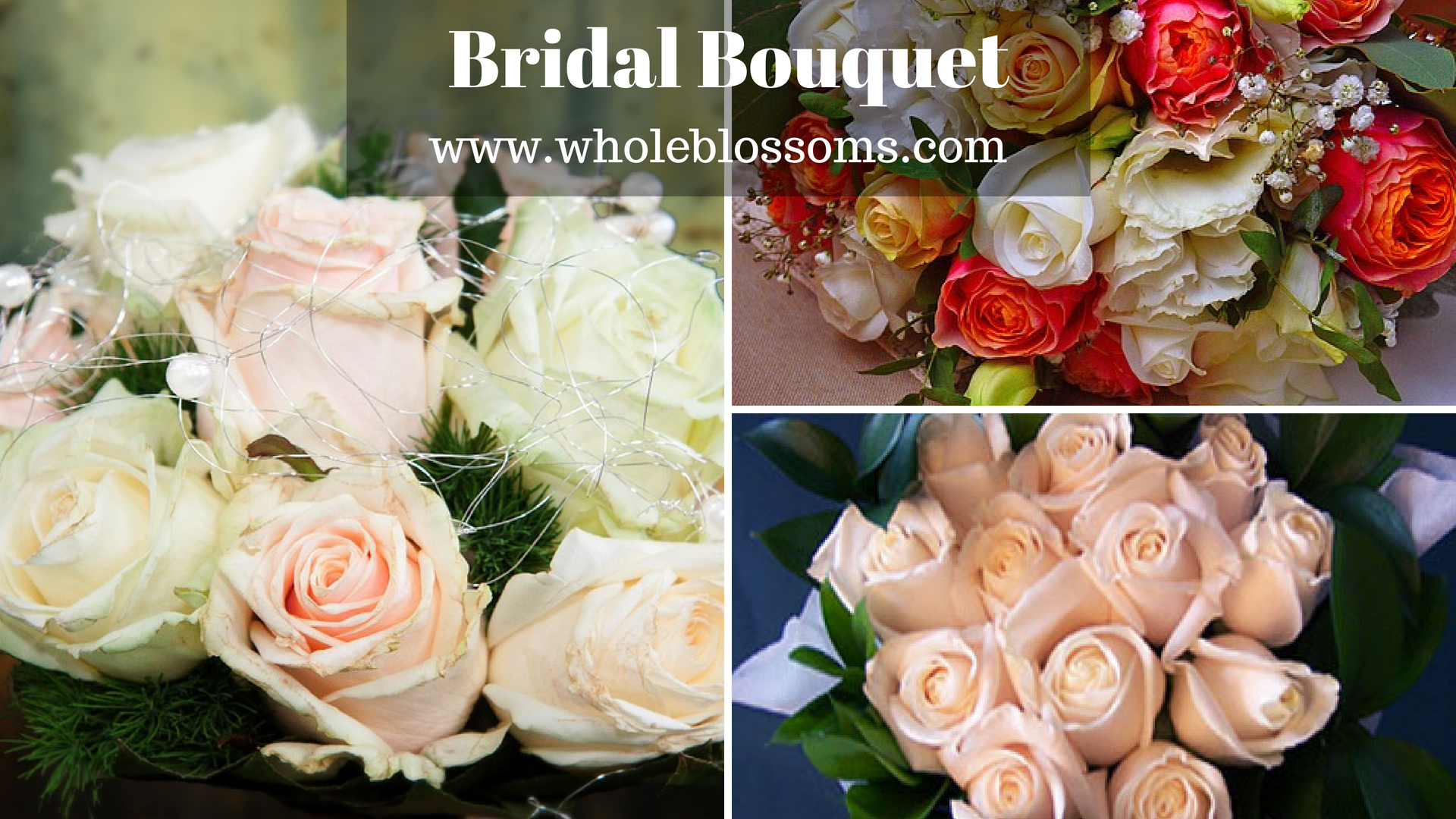 Buy Bridal Bouquet for Your Special Day