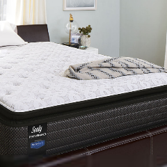 New Sealy Posturepedic King Pillowtop Mattress Sets