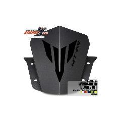 Yamaha MT windscreen sticker (06)