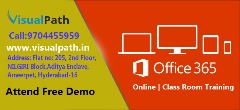 Office 365 with SharePoint Online Training | Office 365 Online Training