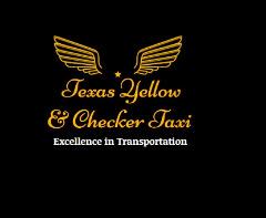 Texas Yellow & Checker taxi-Taxi service dallas