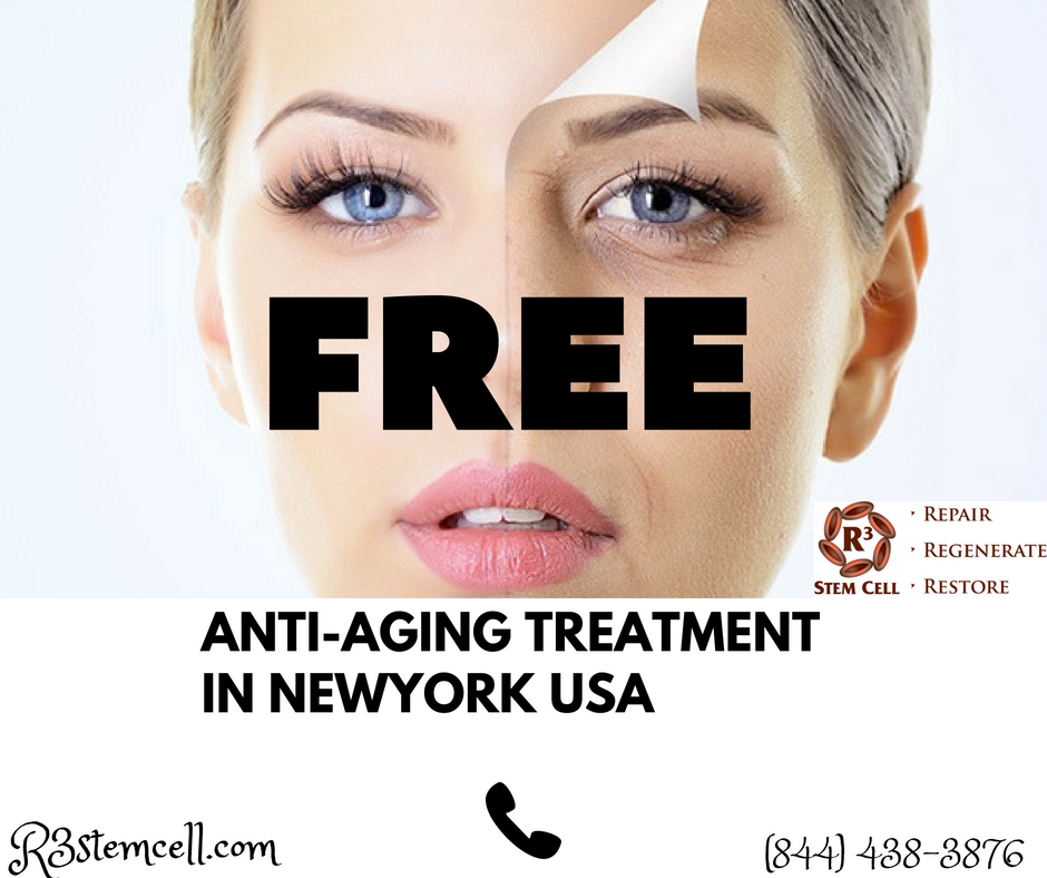 Anti Aging Treatment | Stem Cell Therapy in New York USA