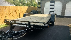 Equipment trailer for sale