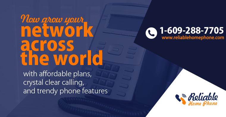 Landline Phone Service in New Jersey, US