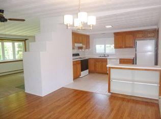 Open concept 3 bedroom, 1.5 bath ranch home in quiet, friendly neighborhood