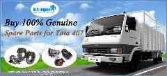 Buy 100% Genuine Spare Parts for Tata 407 From Bpautosparesindia