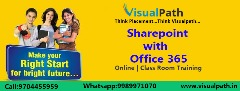 SharePoint Online Training | SharePoint Training in Hyderabad