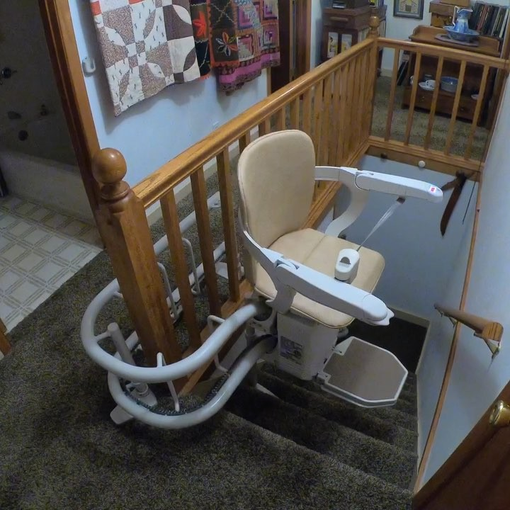 Ashtabula Stair Lifts | Find Out More About Pricing | Stairbusters.com
