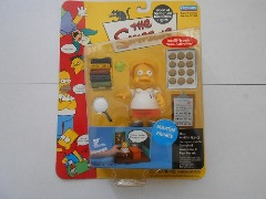 PLAYMATES THE SIMPSONS WORLD OF SPRINGFIELD INTERACTIVE FIGURES MARTIN PRINCE