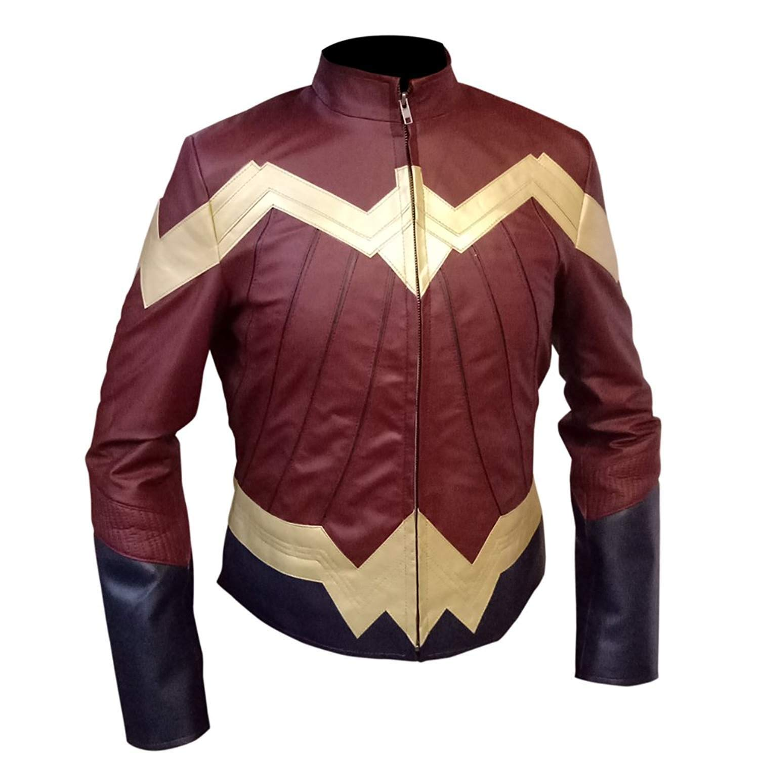 wonder women leather jackets