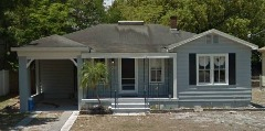 2 bedroom 1 bath fixer upper house in Tampa Florida!