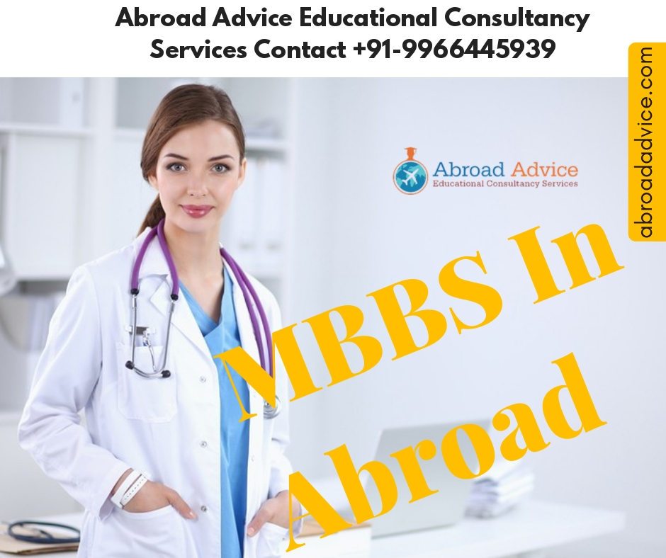 Advice from Abroad Advice to Study MBBS In Abroad