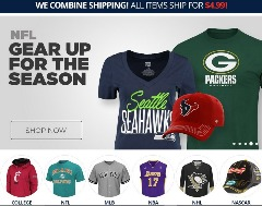 All your sports gear in 1 spot GEAR UP for the season WORLDWIDE SHIPPING