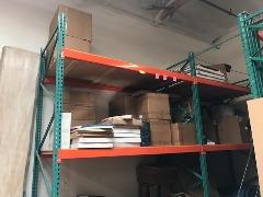 Industrial Warehouse Storage Pallet Racks