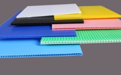 Coroplast sheet, Corflute sheet, Correx Board Corrugated Plastic Floor Protection Sheet Manufacturer