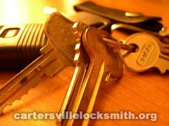 Cartersville GA Locksmith