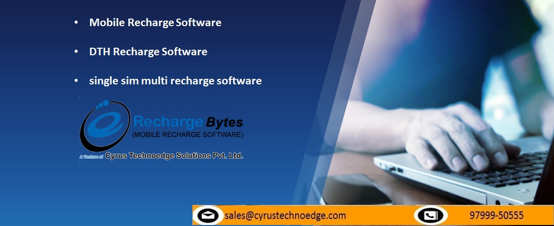 Buy Reasonable Mobile Recharge Software with many features!