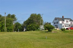 Gorgeous 1.6 acres on Dover Point Road with 130+ feet of water frontage on the Piscataqua River