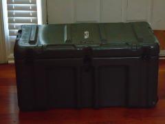 Military Grade trunks