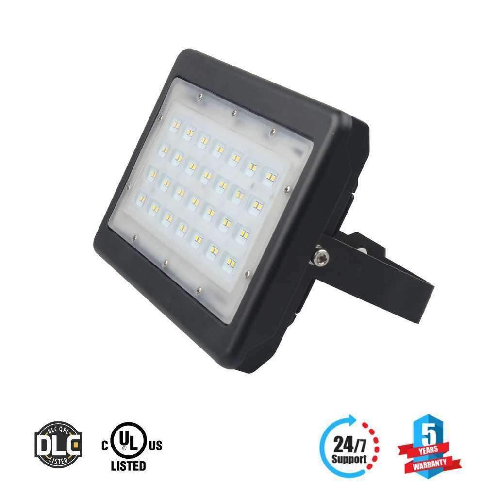 Best Outdoor LED Flood Light 50 Watt 5700K Black Finish
