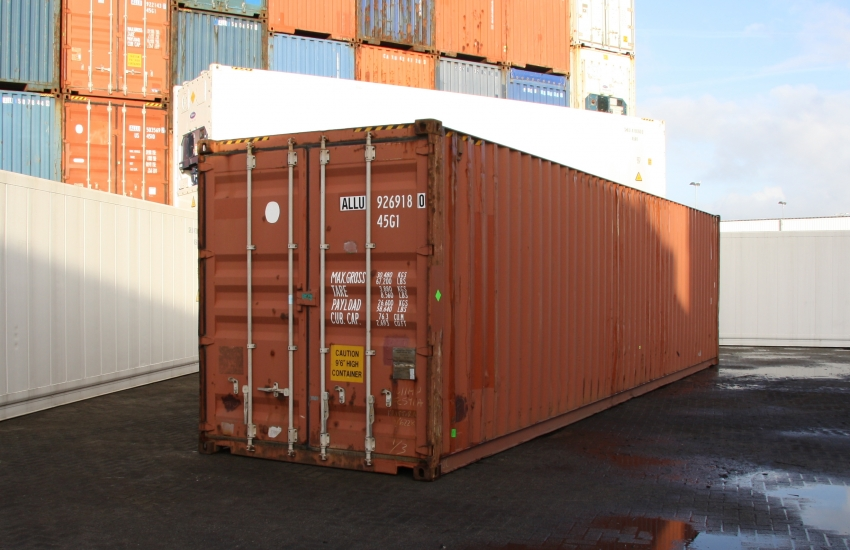 PennySaver Used Shipping Cargo Storage Containers for SALE in