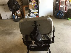 HOVEROUND Teknique XHD Power Wheelchair