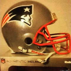 NFL Authentic Riddell   Full Size Helmet. The ultimate football helmet collectible.