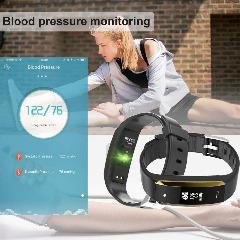 50% off IP67 Waterproof Blurtooth Activity Tracker Watch
