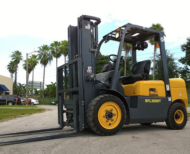 Forklift  RFL250DT Diesel