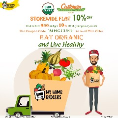 Organic Products Online Euless,Texas - MyHomeGrocers