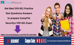 CompTIA Security+ SY0-501 Practice Questions