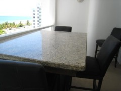 Updated furnished unit with stunning spectacular unobstructed direct view of the Ocean
