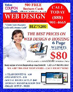 Increase Sales by 500% for 9.99   Coupon Advertising
