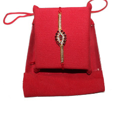 Eye-Catching Rakhi Collection from Handicrunch