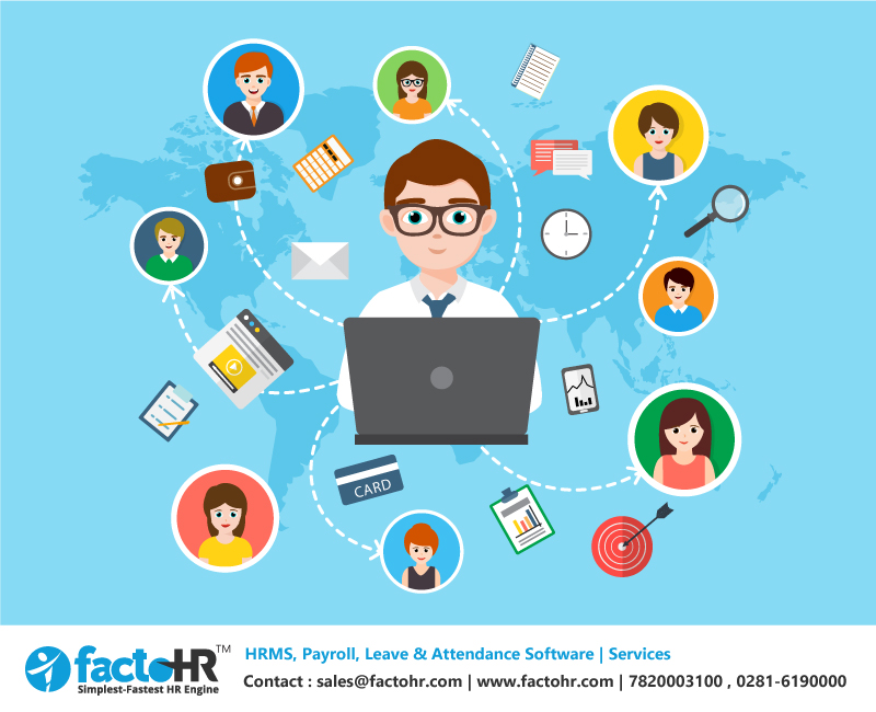 Best HRMS Software Solution in India