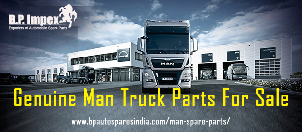 Go for the tested and evaluated Man truck parts to avoid any engineering disasters