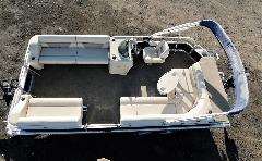 2018 Montego Bay 20' Cruise Pontoon