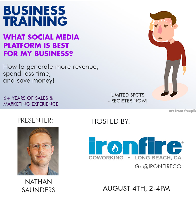 What Social Media Platform is Best for Your Business?