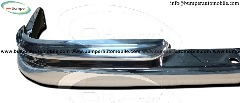 Mercedes W111 coupe without rubber year (1959 - 1968) bumpers