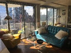 Leather Sofa, Leather Bed, Foam Mattress, Hamper & dresser