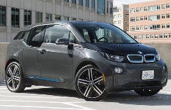 2014 BMW i3 Range Extender Hatchback 4D with Carpool Stickers! - $18500 Or BEST OFFER