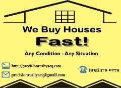 I Buy Properties Cash! Fast Close!!(NOVA, Maryland and DC areas)