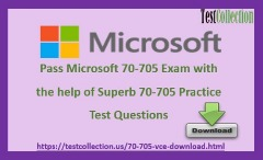 Microsoft 70-705 Real Exam Questions